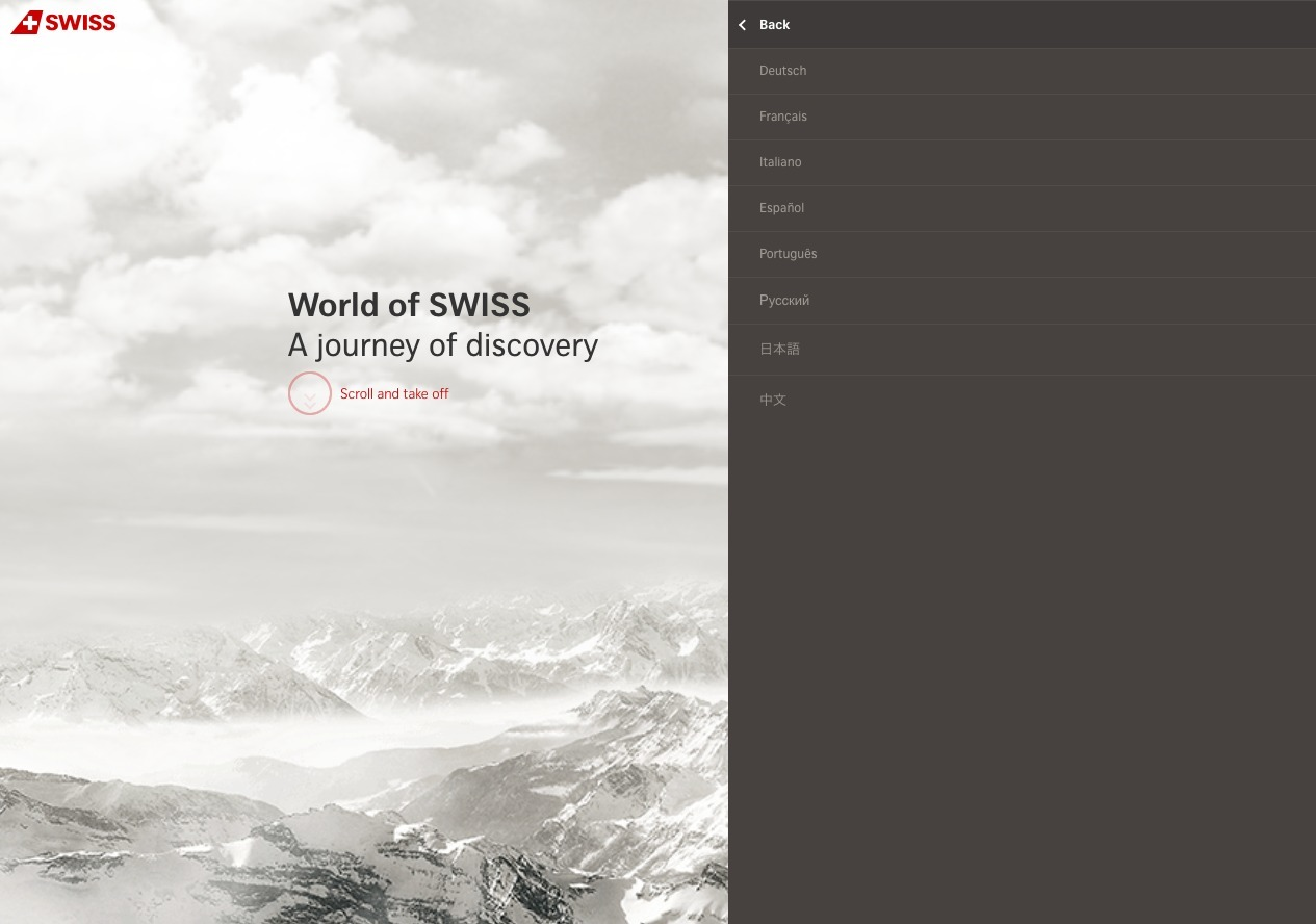 World of SWISS